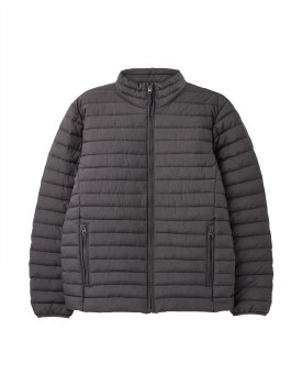 Joules Go To Jacket M Grey Metal