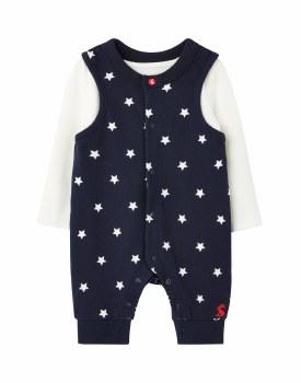 Joules Saylor Suit 3-6m Navy Star