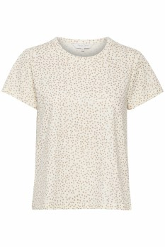 Part Two Rata Gold Dot Tshirt XS Gold