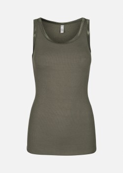 Soya Concept Ryan Vest Top S Green