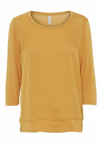 Soya Concept Thilda Blouse XS Yellow