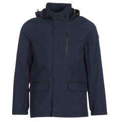 Aigle Dagnus Hooded Coat M Navy