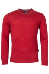 Baileys Lambswool Crew Jumper XL Brick-68