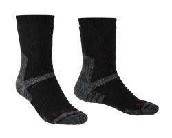Bridgedale Explorer Heavyweight Merino Socks M Black