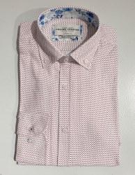 Carlos Cordoba Chevon Shirt S Rust