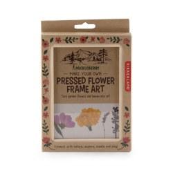 Kikkerland Pressed Flower Frame Beige