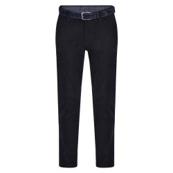 Magee Dungloe Washed Needlecord 32R Navy