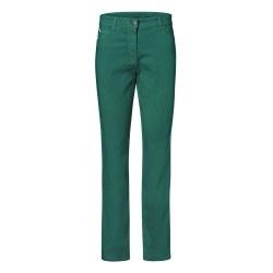 Olsen Mona Slim Jeans 12 Moss Green