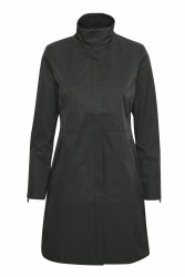 Part Two Carvina Padded Coat 10 Black