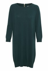Part Two Tanya Knit Dress M Green