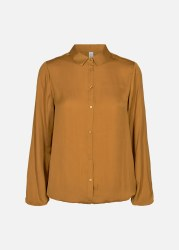 Soya Concept Gold Blouse XS