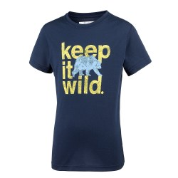 Columbia Mini Ridge T.Shirt XS Navy