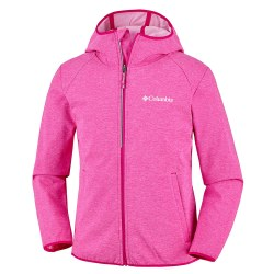 Columbia Kids Heather Cayon XXS Pink