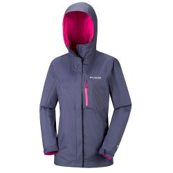 Columbia Pourng Adventure II Jacket M Navy