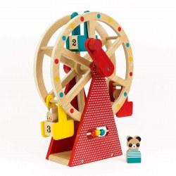 Petit Collage Ferris Wheel