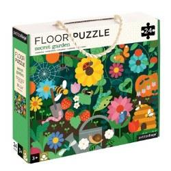Petit Collage Secret Garden Floor Puzzle
