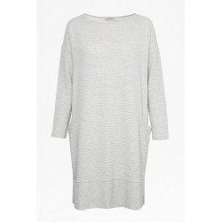 Great Plains Marie Relaxed Dress 12 Grey