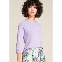Bianca Uma Scoop Knit 16 Lavender