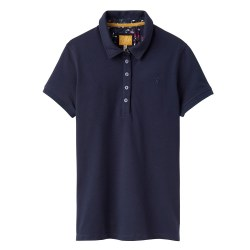 Joules Pippa Polo Shirt 10 Navy