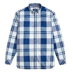 Joules Whittaker Overcheck Shirt M