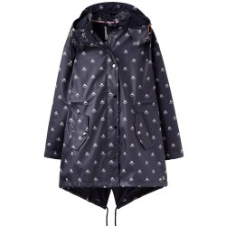 Joules Mistral Print Bee Parka