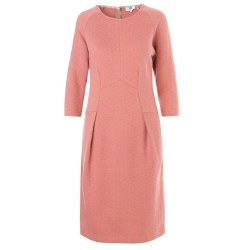 Noa Noa Jacquard Jersey Dress