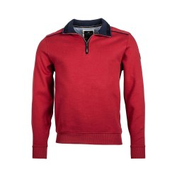Baileys Plain Sweatshirt XL Red