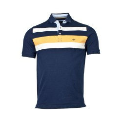Baileys Hoop Poloshirt L Gold