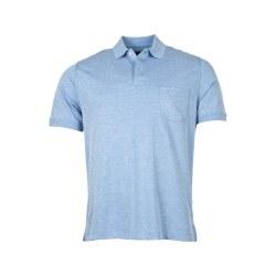 Baileys Mottled Polo Shirt XXL Blue