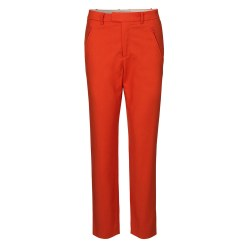 Noa Noa Smart TRousers 10 Red Clay