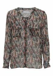 Soya Concept Ella Print Shirt S Multi