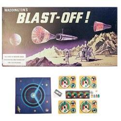 Blast Off Game