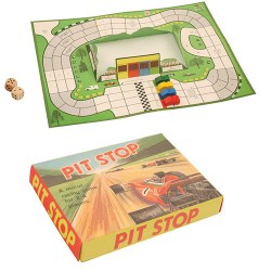 Pit Stop Game