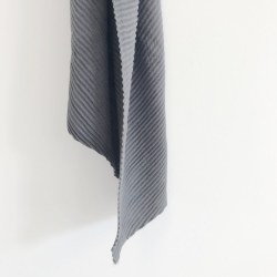 Bcharmd Pleats Scarf Anthracit