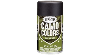 3 oz Camouflage Spray, Dark Gr