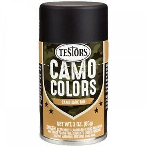 3 oz Camouflage Spray, Dark Ta