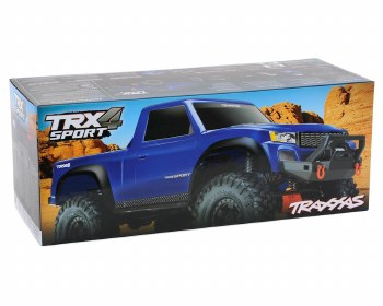 Traxxas TRX-4 1/10 Sport Trail Rock Crawler