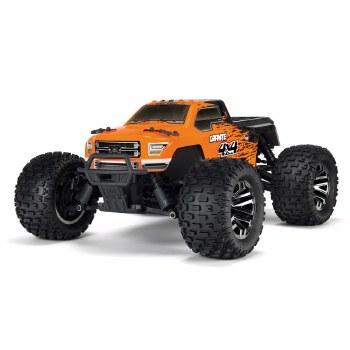 ARRMA Granite 4x4 3S BLX 1/10 Brushless Monster Truck Ready to Run (Orange/Black)