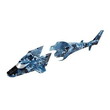 Force RC MH-35 Canopy (Blue)