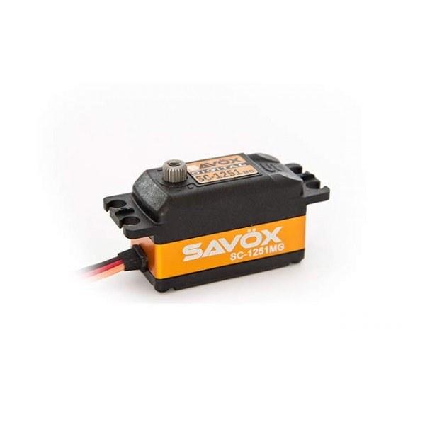 Savsc1251Mg Savox Low Profile Digital Servo .09//125