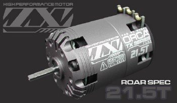 ORCA TX 10.5T Sensored Brushless Motor