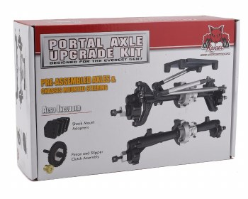 Portal Axle Upgrade Kit, for E