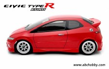 ABC Hobby 1/10 162mm Honda Civic Type R Mini Body