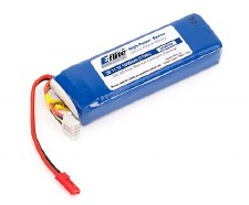 Eflite 11.1v 3S 1000mah 20C Lipo Battery with JST Connector