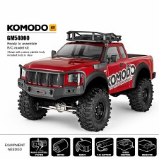 Gmade 1/10 Komodo GS01 4WD Scale Crawler Kit