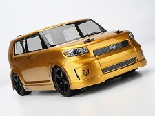 HPI 1/10 Scale Scion XB Clear Body (225mm Wheelbase)