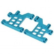 3Racing Rear Aluminum Lower Suspension Arms for Tamiya M05