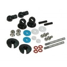 3Racing Version 2 Aluminum Oil Filled Shock Set Rebuild Kit
