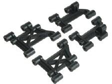 3Racing Suspension Arm Set for Tamiya M05