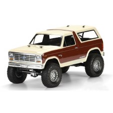 ProLine 1981 Ford Bronco Clear